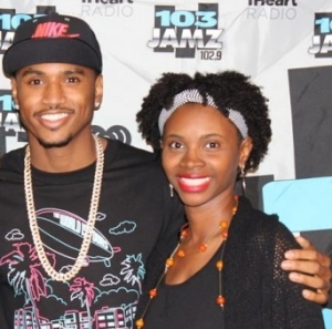 Tremaine and I