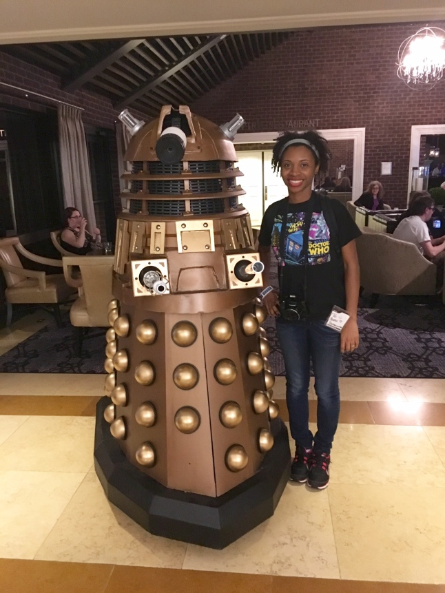 Tai and Dalek